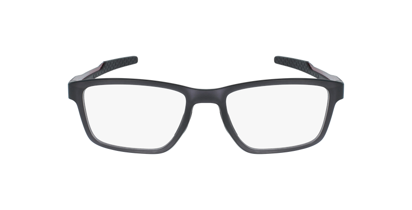 Gafas graduadas hombre OX8153 negro/rojo - vista de frente