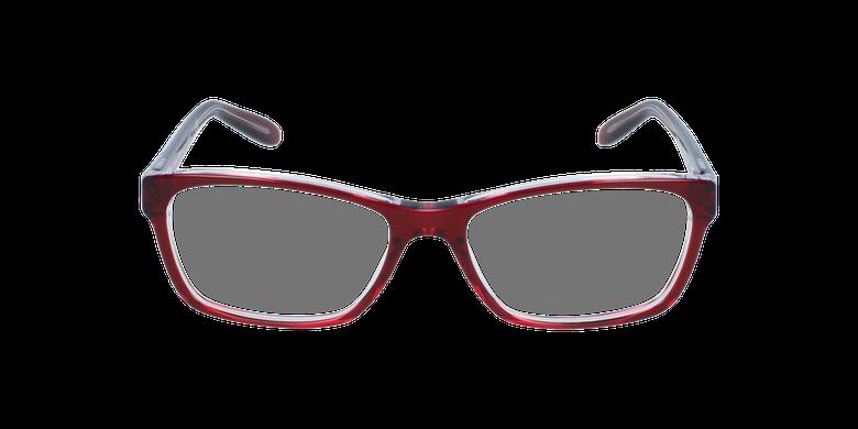 Gafas graduadas mujer RA7039 rojo/rojovista de frente