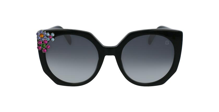 Gafas de sol mujer STOA41S negro/carey - vista de frente