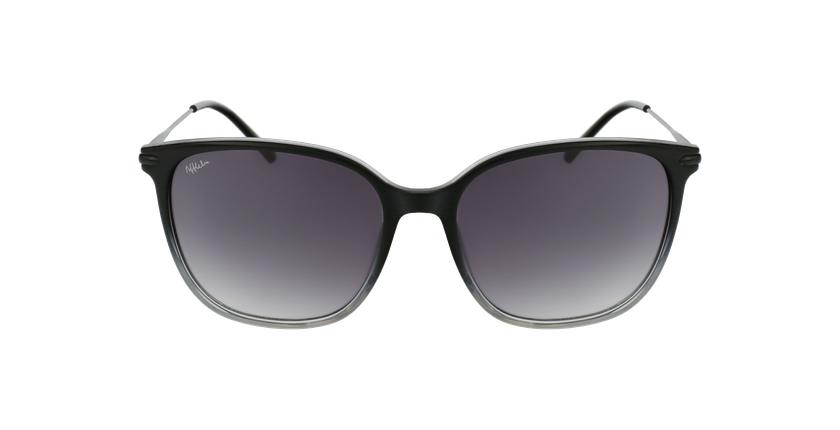 Gafas de sol mujer CAMARA negro - vista de frente