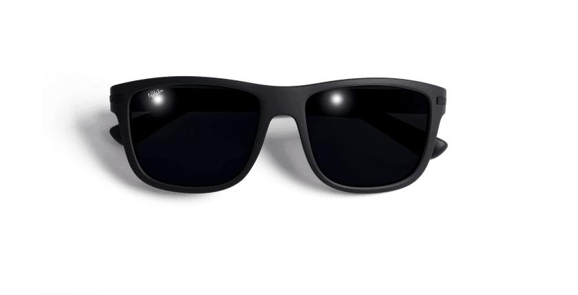 Gafas de sol hombre DIEGO azul - vista de frente