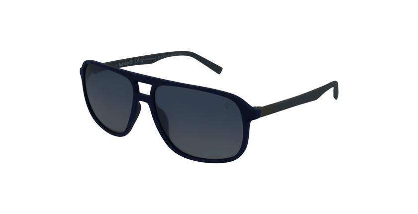 Gafas de sol hombre TB9200 azul - vue de 3/4