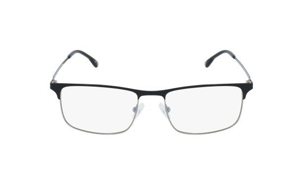 Gafas graduadas hombre MAGIC 51 BLUEBLOCK negro/gris - vista de frente