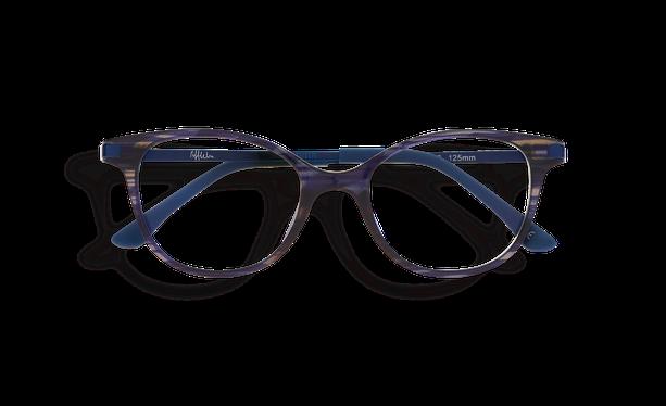 Gafas de sol niños MAGIC 31 BLUE BLOCK azul - danio.store.product.image_view_face
