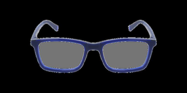 Gafas graduadas niños RFOC1 azulvista de frente