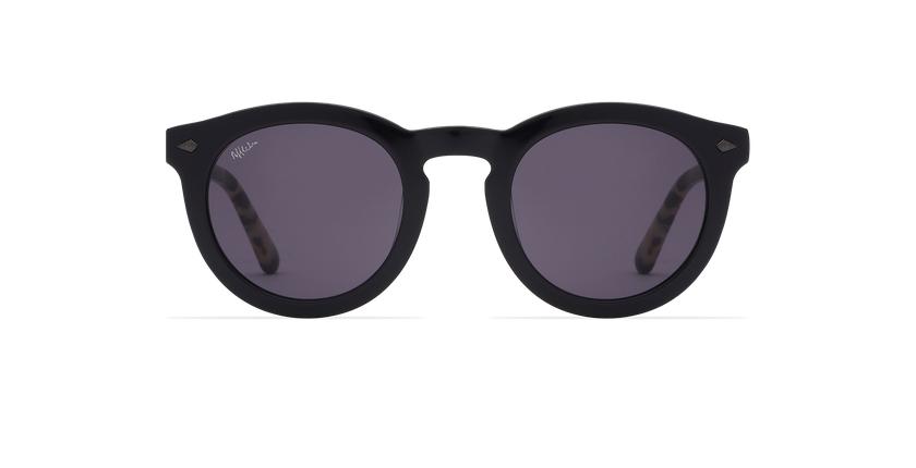 Gafas de sol mujer ANNE negro/carey - vista de frente