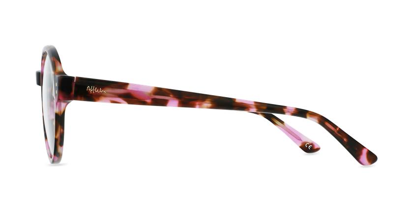 Gafas graduadas EMMY carey/rosa - vista de lado