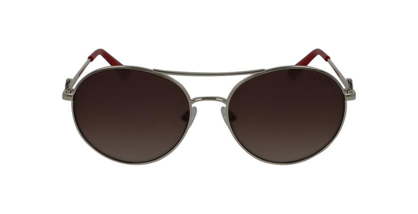 Gafas de sol mujer GU7640 dorado - vista de frente
