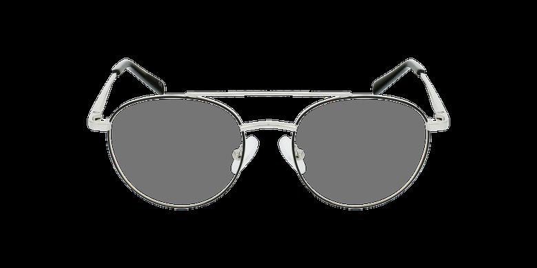 Gafas graduadas niños NINO negro/plateadovista de frente