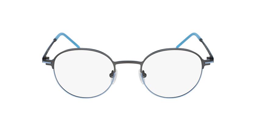 Gafas graduadas MARS azul/gris - vista de frente