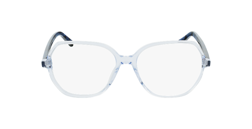 Gafas graduadas mujer CONSTANCE azul - vista de frente