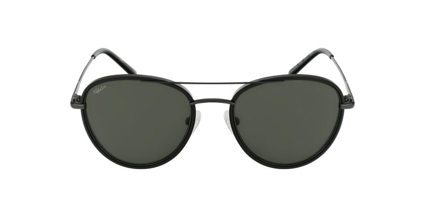 Gafas de sol FORES negro - vista de frente