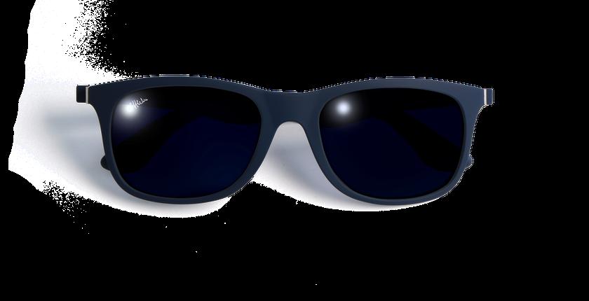 Gafas de sol hombre AREZZO POLARIZED azul - vista de frente
