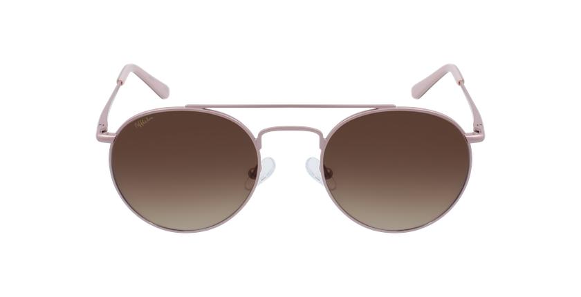 Gafas de sol SOFIANE rosa - vista de frente
