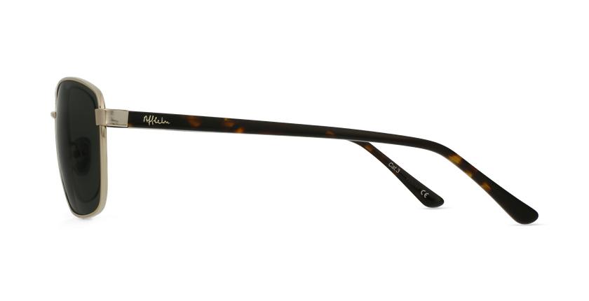 Gafas de sol hombre AMIR dorado - vista de lado