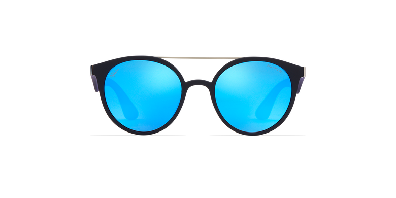 Gafas de sol hombre ANDRES POLARIZED azulvista de frente