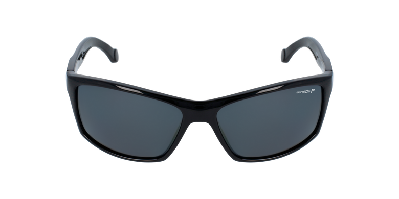 Gafas de sol hombre BOILER negrovista de frente