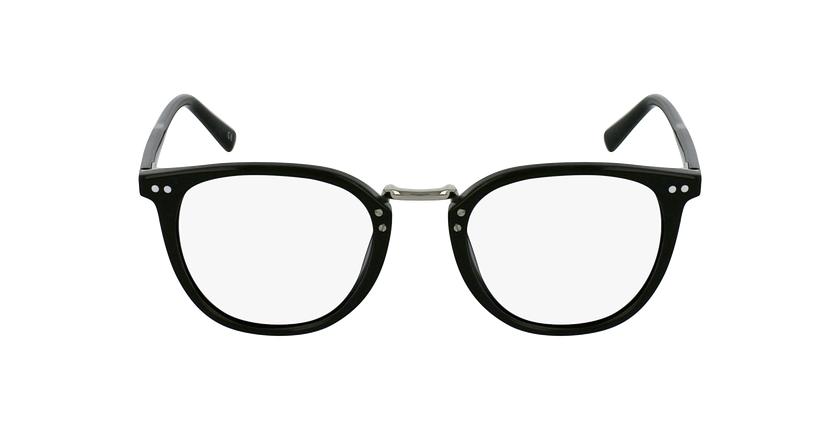 Gafas graduadas BACH negro - vista de frente