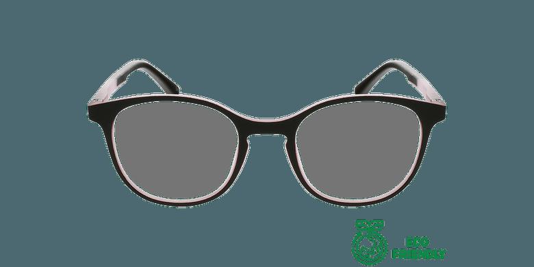 Gafas graduadas niños MAGIC 80 ECO-RESPONSABLE marrón/rosavista de frente