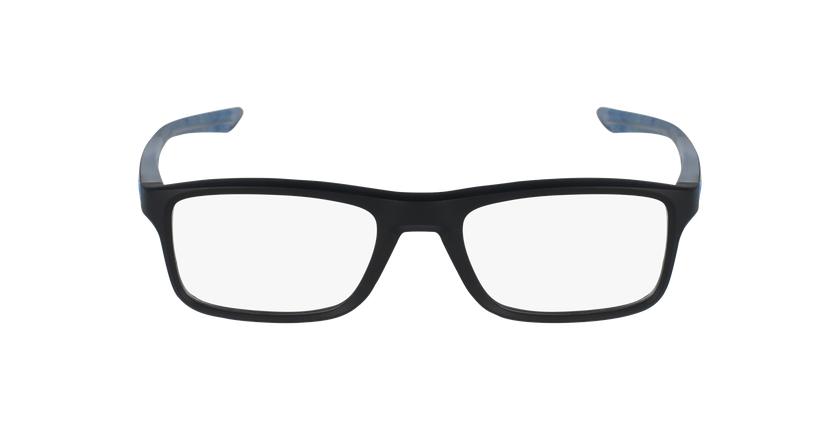 Gafas graduadas PLANK 2.0 OX 8081 negro/negro - vista de frente