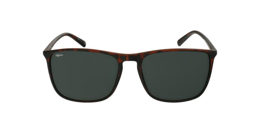 Gafas de sol hombre PARDO carey - vista de frente
