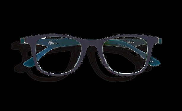 Gafas de sol niños MAGIC 30 BLUE BLOCK azul/verde - danio.store.product.image_view_face