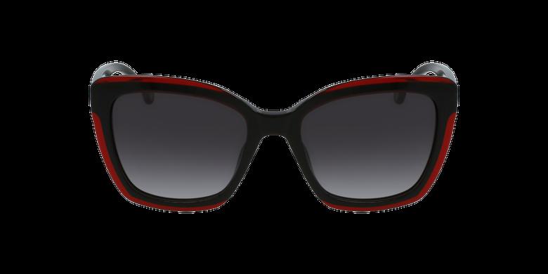 Gafas de sol mujer SHE788 rojo/negrovista de frente