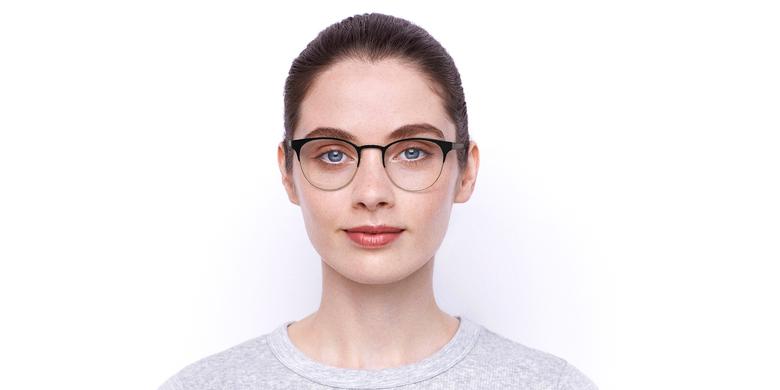 Gafas graduadas mujer FANTINE negro