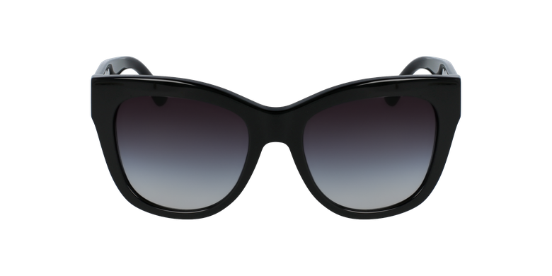 Gafas de sol mujer 0DG4270 negrovista de frente