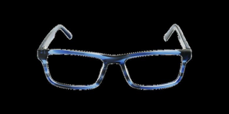 Gafas graduadas hombre SOHAN azulvista de frente