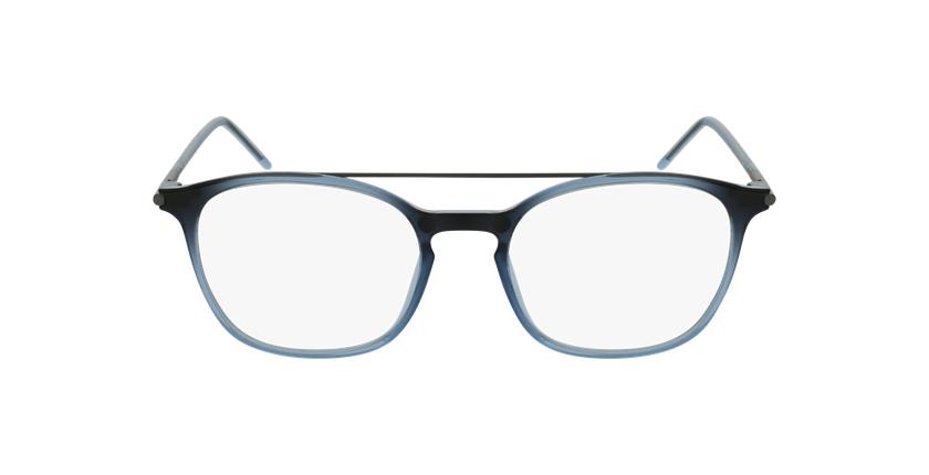 Gafas graduadas hombre MAGIC 71 azul - vista de frente