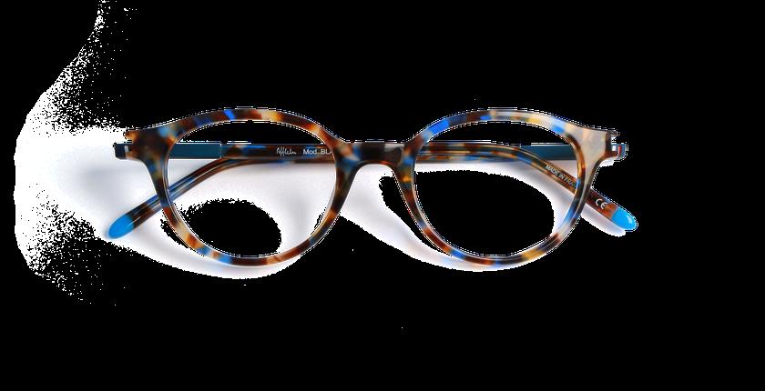 Gafas graduadas mujer BLANCHE carey - vista de frente