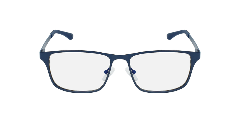 Gafas graduadas hombre MAGIC 41 BLUEBLOCK azul - vista de frente