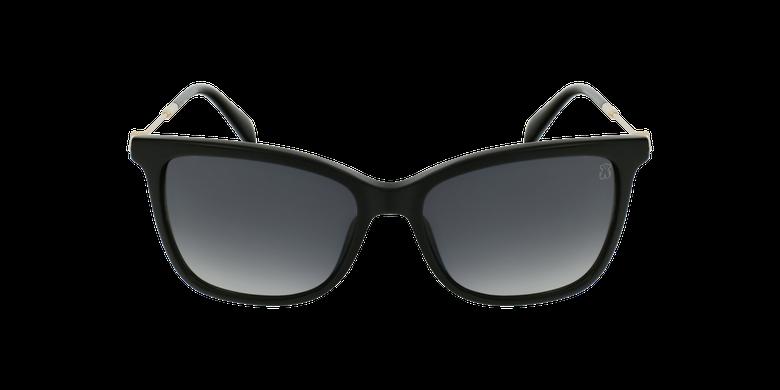 Gafas de sol mujer STOA88 negro/marrónvista de frente