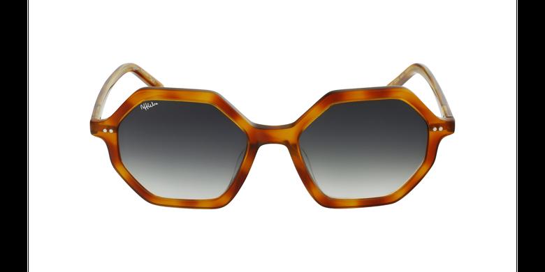 Gafas de sol mujer CLEA careyvista de frente