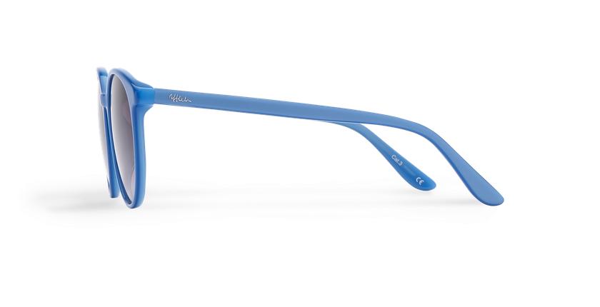 Gafas de sol mujer JASMINE azul - vista de lado