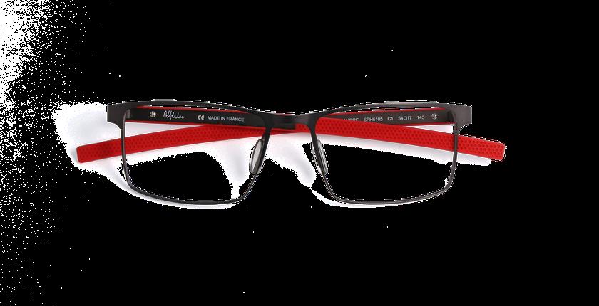 Gafas graduadas hombre ANDRE gris - vista de frente
