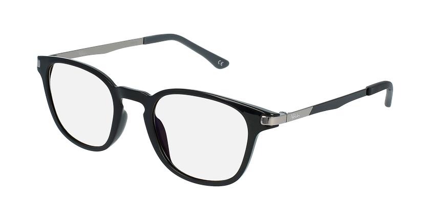 Gafas graduadas MAGIC 40 BLUEBLOCK negro - vue de 3/4