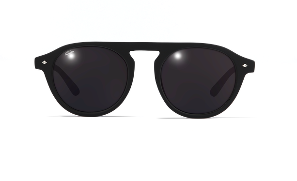 Gafas de sol mujer ACAPULCO negro - danio.store.product.image_view_face