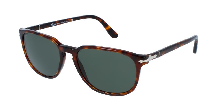 Gafas de sol hombre 0PO3019S marrón - vue de 3/4