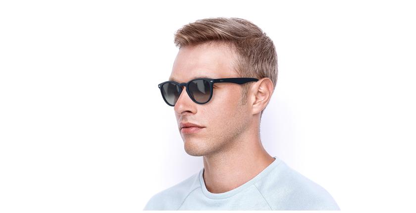 Gafas de sol H2O azul - vue de 3/4