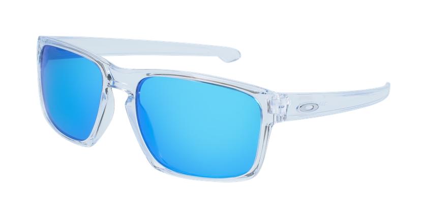 Gafas de sol hombre SLIVER blanco - vue de 3/4