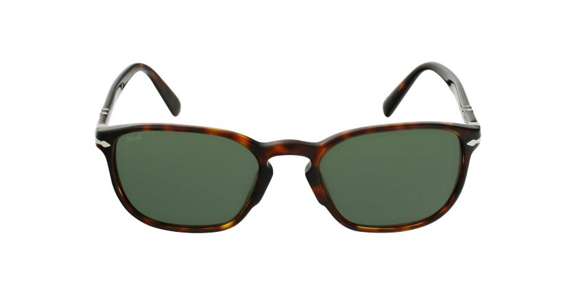 Gafas de sol hombre PO3234S carey/negro - vista de frente