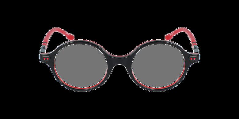 Gafas graduadas niños BELLO1 negro/rojo