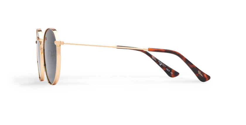 Gafas de sol MAURI POLARIZED dorado - vista de lado