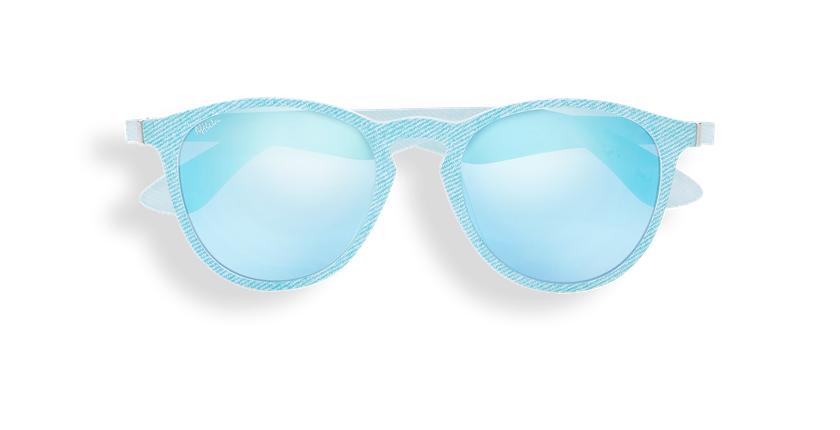 Gafas de sol mujer VARESE POLARIZED azul - vista de frente