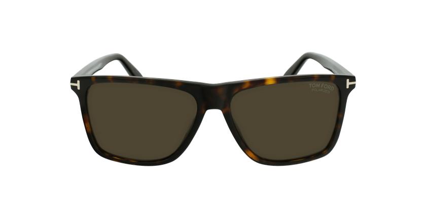 Gafas de sol hombre FT0832 marrón - vista de frente