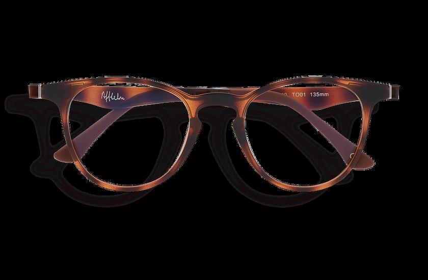 Gafas graduadas MAGIC 27 BLUE BLOCK carey - danio.store.product.image_view_face