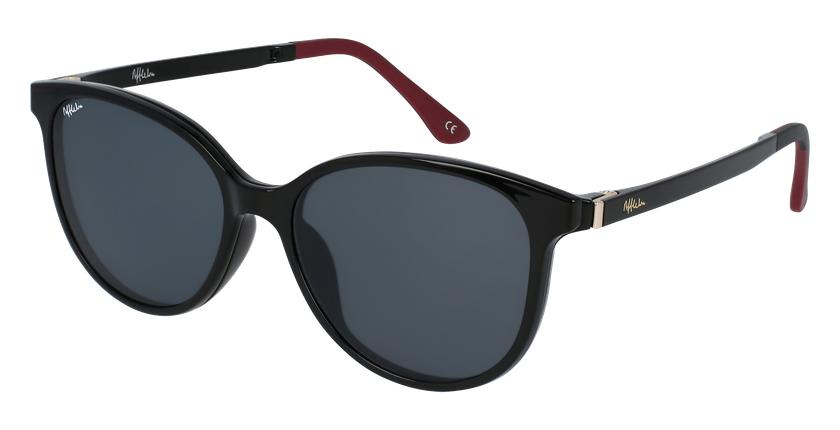 Gafas de sol mujer MAGIC 29 BLUE BLOCK negro - vue de 3/4