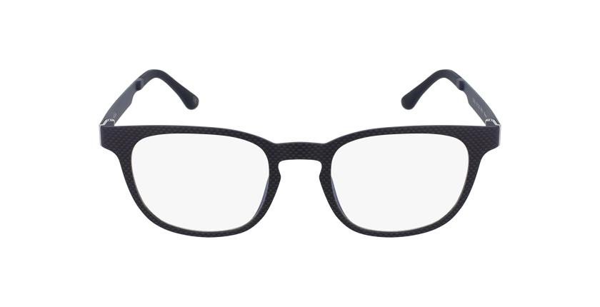 Gafas graduadas hombre MAGIC 33 BLUE BLOCK negro - vista de frente